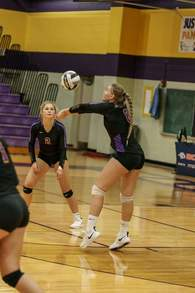 Jessica Perrault's Women's Volleyball Recruiting Profile