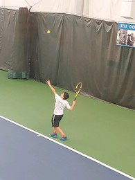 Gage Becker's Men's Tennis Recruiting Profile