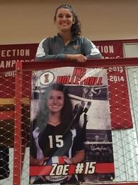 Zoe Zahorchak's Women's Volleyball Recruiting Profile