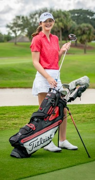 Elizabeth Beek's Women's Golf Recruiting Profile