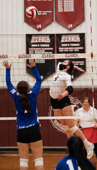 Jessica Schaad's Women's Volleyball Recruiting Profile