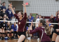Chloe Dupuis's Women's Volleyball Recruiting Profile