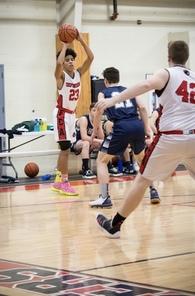 Justin Morrisey's Men's Basketball Recruiting Profile