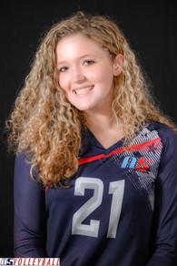 Lillian Teagle's Women's Volleyball Recruiting Profile