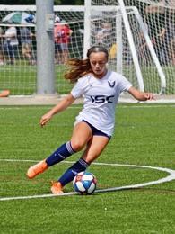 Greta Rothe's Women's Soccer Recruiting Profile