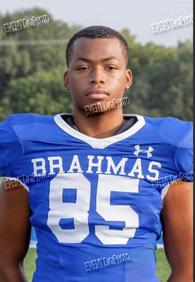 D'Angelo Johnson-Prosser's Football Recruiting Profile