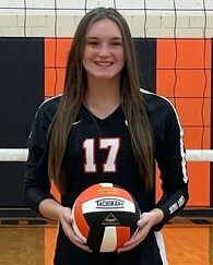 Gentry Brown's Women's Volleyball Recruiting Profile