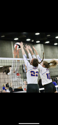 Elizabeth Moore's Women's Volleyball Recruiting Profile