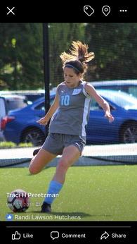 Kendra Peretzman's Women's Soccer Recruiting Profile