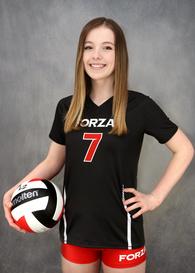 Marisa Richardson's Women's Volleyball Recruiting Profile