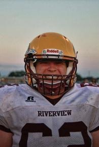 Garrett Vineski's Football Recruiting Profile