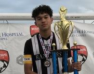 Sebastian Linares's Men's Soccer Recruiting Profile