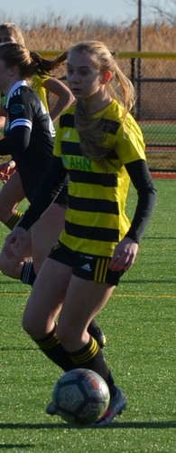 Cayde Koballa's Women's Soccer Recruiting Profile