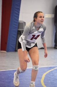 Meghan Stevens's Women's Volleyball Recruiting Profile
