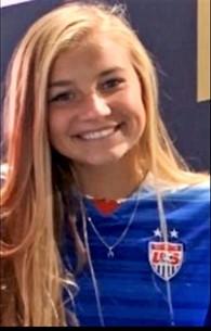 Lauren Adam's Women's Soccer Recruiting Profile