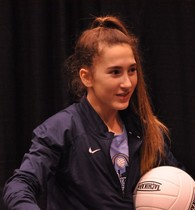 Mia Hinkamper's Women's Volleyball Recruiting Profile