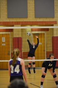 Katelynn Clawson's Women's Volleyball Recruiting Profile