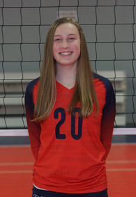 Kate Kudlac's Women's Volleyball Recruiting Profile