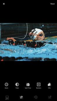 Emma Thompson's Women's Swimming Recruiting Profile