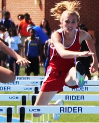 Amber Lust's Women's Track Recruiting Profile
