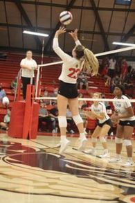 Laynee Montgomery's Women's Volleyball Recruiting Profile