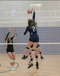 Vivian Hunt's Women's Volleyball Recruiting Profile