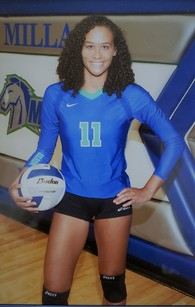 Eve Fountain's Women's Volleyball Recruiting Profile