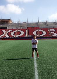 Esteban Parra-Gonzalez's Men's Soccer Recruiting Profile