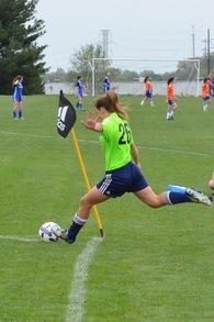 Chloe LaRosa's Women's Soccer Recruiting Profile