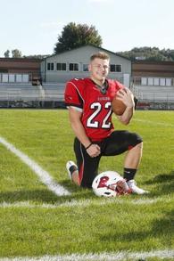 Carter Horstman's Football Recruiting Profile