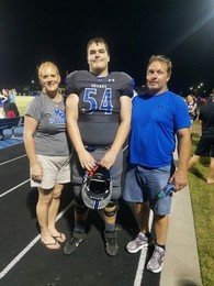 Moxon Zehr's Football Recruiting Profile