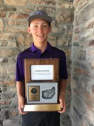 Tanner Gillespie's Men's Golf Recruiting Profile