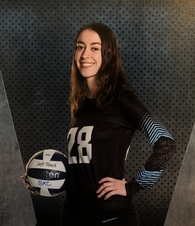 Jessica Rodriguez's Women's Volleyball Recruiting Profile