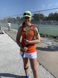 Frankee Hendricks's Women's Tennis Recruiting Profile