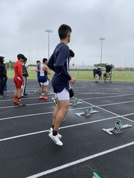 Daniel Alvarado's Men's Track Recruiting Profile