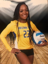 MiMi Harris's Women's Volleyball Recruiting Profile