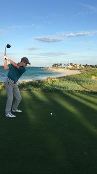 Cameron Roth's Men's Golf Recruiting Profile