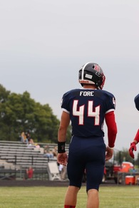 Carter Fore's Football Recruiting Profile