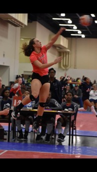 Claire Thomas's Women's Volleyball Recruiting Profile
