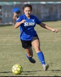 Alexia Chavez #22's Women's Soccer Recruiting Profile