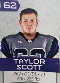 Taylor Scott's Football Recruiting Profile