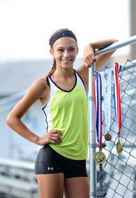 Nicole Scherer's Women's Track Recruiting Profile