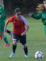 Andreina Fitzgerald's Women's Soccer Recruiting Profile