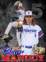Blaine Manucy S Baseball Recruiting Profile