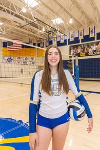Bella Green's Women's Volleyball Recruiting Profile