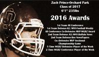 Zach Prince's Football Recruiting Profile