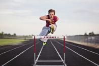 Isaac Barrett's Men's Track Recruiting Profile