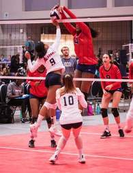 Chelsea Choice's Women's Volleyball Recruiting Profile