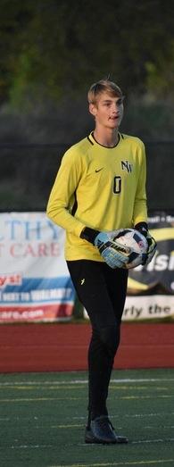 Carson Cooper's Men's Soccer Recruiting Profile