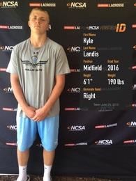 Kyle Landis's Men's Lacrosse Recruiting Profile